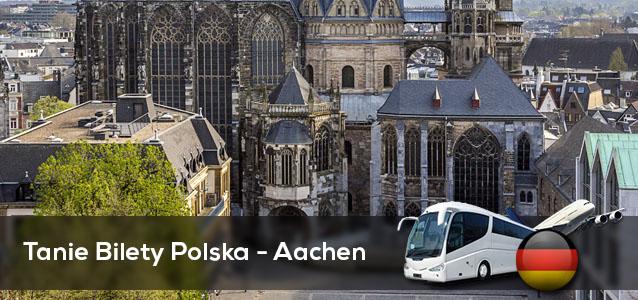 Tanie Bilety Polska - Aachen