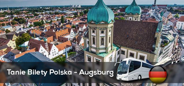 Tanie Bilety Polska - Augsburg
