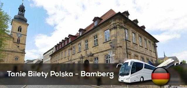 Tanie Bilety Polska - Bamberg