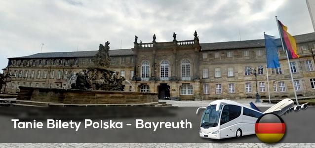 Tanie Bilety Polska - Bayreuth