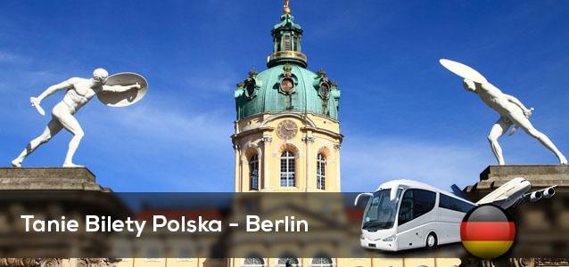 Tanie Bilety Polska - Berlin