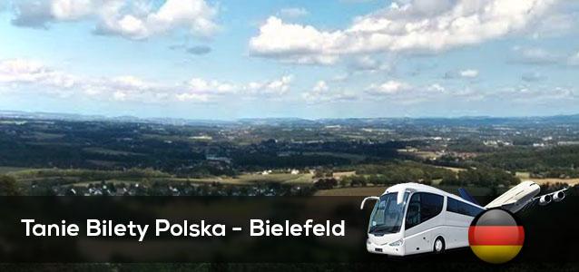 Tanie Bilety Polska - Bielefeld