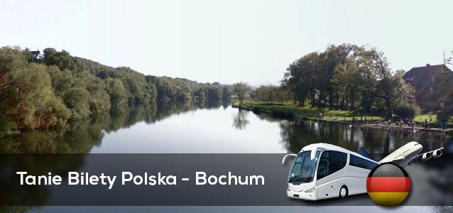 Tanie Bilety Polska - Bochum