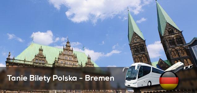 Tanie Bilety Polska - Bremen