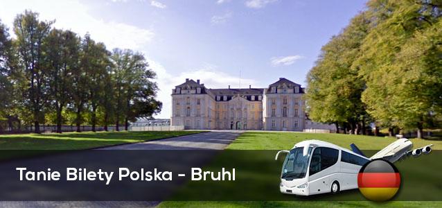 Tanie Bilety Polska - Bruhl