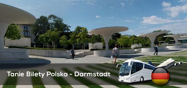 Tanie Bilety Polska - Darmstadt