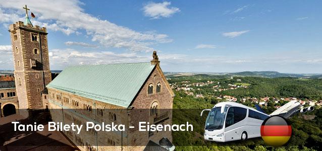 Tanie Bilety Polska - Eisenach
