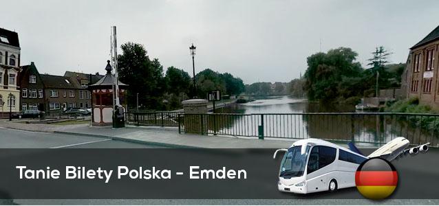Tanie Bilety Polska - Emden