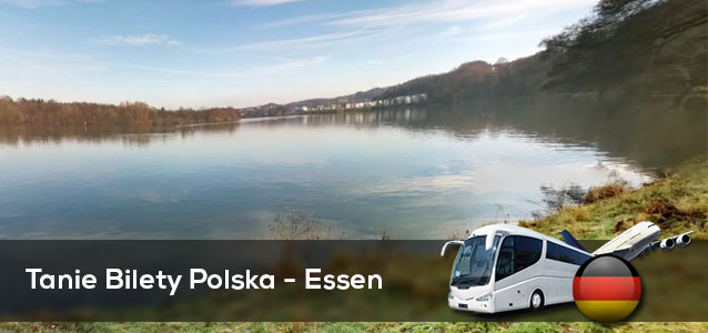 Tanie Bilety Polska - Essen