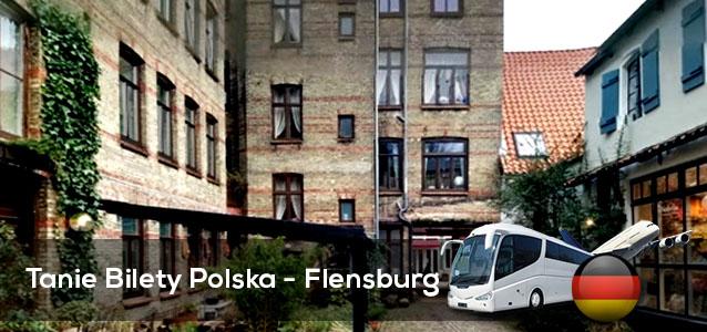Tanie Bilety Polska - Flensburg