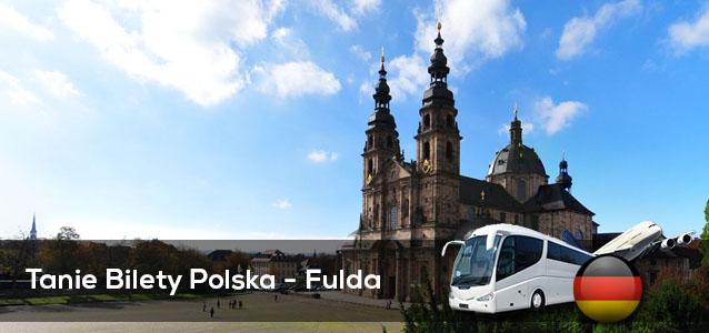 Tanie Bilety Polska - Fulda