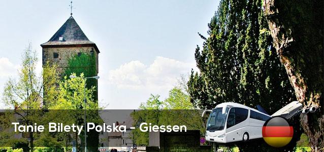 Tanie Bilety Polska - Giessen