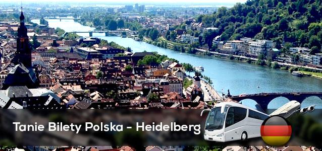 Tanie Bilety Polska - Heidelberg