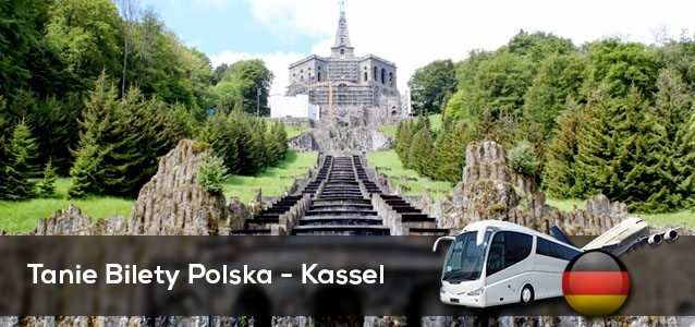 Tanie Bilety Polska - Kassel