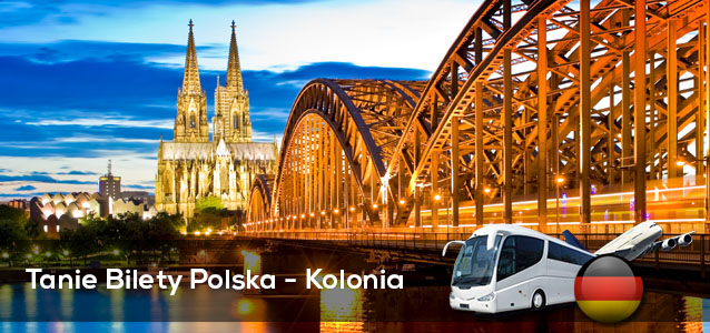 Tanie Bilety Polska - Kolonia